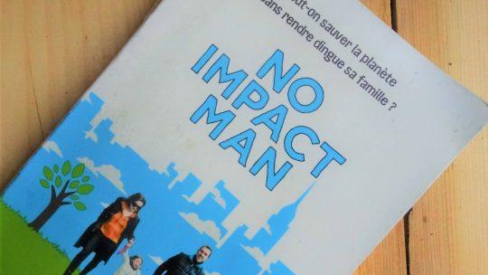 « No Impact Man », mon livre coup de cœur du moment